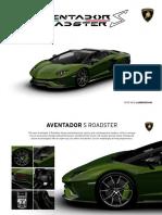 Aventador S Roadster - !! 4791EF 0
