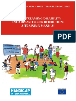 MainstreamingDisDisasterRiskRedu 2009.PDF