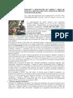EXPERIENCIA DE INTEGRACIÓN Y ARTICULACIÓN DE CAMPOS Y ÁREAS DE SABERES Y CONOCIMIENTOS EN LA PRÁCTICA EDUCATIVA.docx