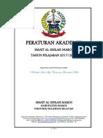 1.4 Al-Ishlah ; Peraturan Akademik