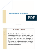 Statistical Quality Charts