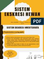 339809063 PPT Sistem Ekskresi Hewan