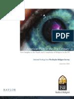 Surveys of Religion