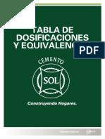 TABLA-DOSIFICADOR