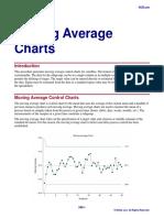 Moving Average Charts