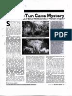 Libert, The Lol-Tun Cave Mystery