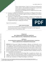 Unidad1 ..Deontología y Bioética Del Ejercicio de La Psicolo.