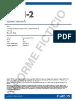 BYI-2 ES Informe Muestra Ficticio