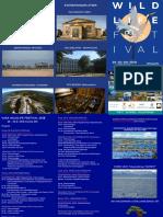 Vaasa Wildlife Festival 2018 Week schedule SVE