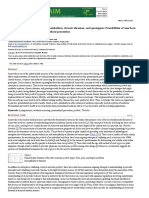 Prakriti and its associations with metabolism, chronic diseases, and genotypes_ Possibilities of new born screening and a lifetime of personalized prevention.pdf