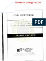 plastic analysis of