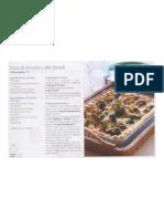 Pizza de Bróculos e Alho Frances