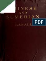 Chinese Sumerian 00 Ballu of t