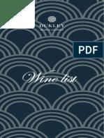 Wine List2018
