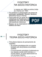 Aula No Guara - Vygotsky