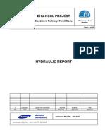 Hydraulic Report_26 Th May'11