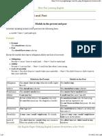 Wish Clauses Worksheet Grammar Explanation