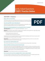 TOEFL Student Test Prep Planner