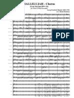Hallelujah - G. F. Händel - Grade.pdf