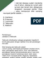 Cbt Soal Viral Hepatitis