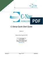 CNAV-MAN-013.4 (C-Setup Quick Start Guide) (1)
