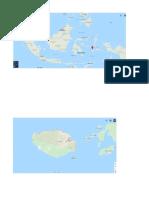 Peta Kabupaten Buru