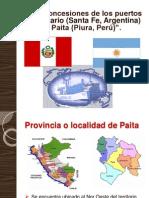 Diapositivas de Tesina de Concesion de Puertos Paita-rosario