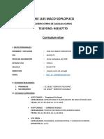 CV JMACO 1