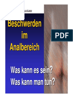 Enddarm Praxis PDF