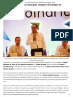 13-04-2018 Guerrero Se Consolida Como Gran Receptor de Turismo de Negocios.