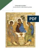 Hieroteu de Lepanto - Catequese e Batismo