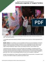 17-04-2018 Recibe Guerrero La Estafeta Para Organizar El Tianguis Turístico 2019.