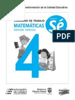 Proyecto Sé Grado 4° Cuaderno De Actividades.pdf