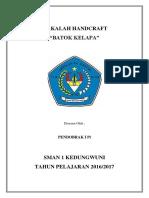 MAKALAH HANDCRAFT.docx