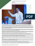 04-05-2018 Guerrero Destino Preferido de Congresos y Convenciones.