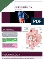 Trombosis mesentérica.pptx