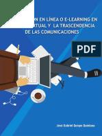 LA EDUCACIÓN EN LÍNEA O E-LEARNING EN LA USMP VIRTUAL Y LA TRASCENDENCIA DE LAS COMUNICACIONES