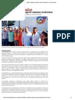 12-05-2018 Testifica Astudillo La Entrega de Camiones Recolectores.