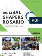 Global Shapers Hub Report