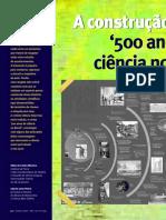 500 Anos de Ciências No Brasil