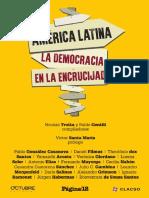 America Latina_La democracia en la encrucijada.pdf