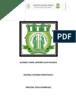 Diferencias de Los Sistemas Operativos Centralizados y Distribuidos