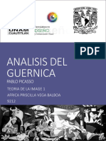 Analisis Del Guernica