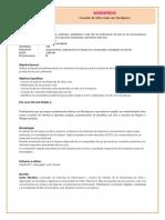 Curso Creacion y Administracion de Contenidos Con Wordpress