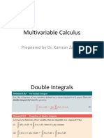 Multivariable Calculus 1