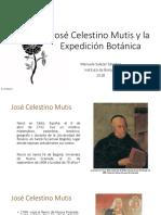 Unidad 3 José Celestino Mutis y La Exp Botánica - Manuela Salazar