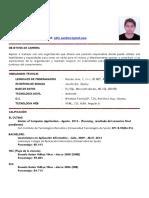 Resume for Fresher_en