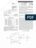 Rockford Class BD Amplfier Patent US6097249