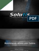 Gestao e Monitoramento de Redes e Dispositivos Com Software Livre