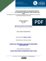 Integracion de neurociencias en educadores formación inicial - cuba.pdf